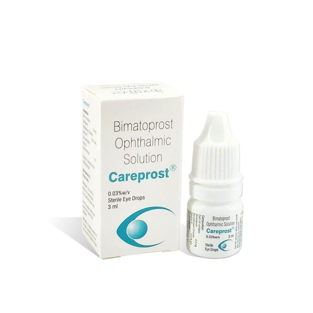 Buy Careprost Eye Drop Online, Usa seller, reviews  | Medypharma