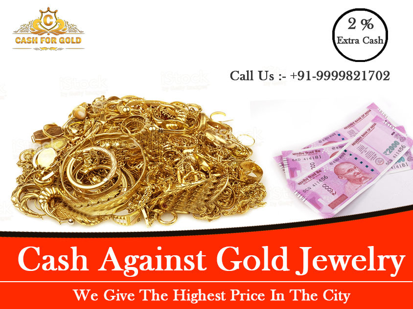 Gold buyers in Greater Kailash, Delhi