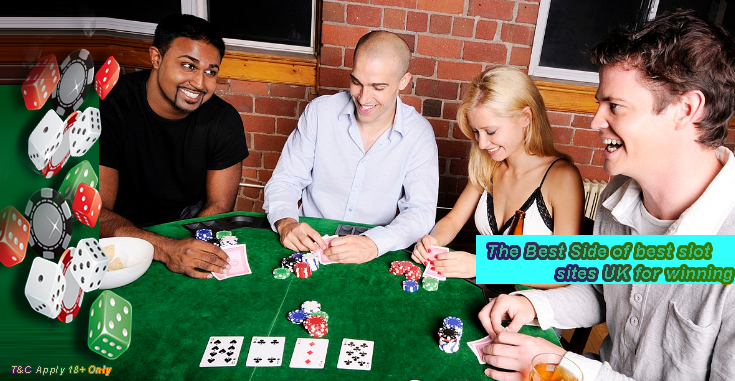 The Best Side of best slot sites UK for winning