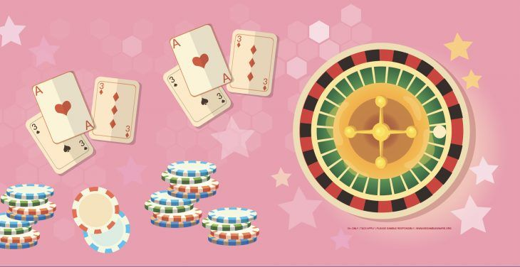 Play Online Casino Games and Bonuses/Rewards