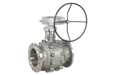 Trunnion Mounted Ball Valve Exporters | G M Engineering Pvt. Ltd