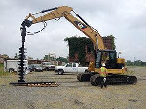 Get the Excavator Equipment on Rent