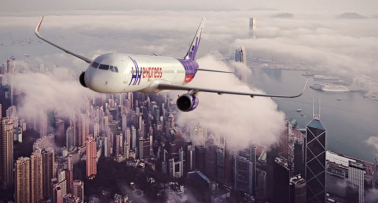 Now, Hong Kong Express Airways is Cathay Pacific subsidiary