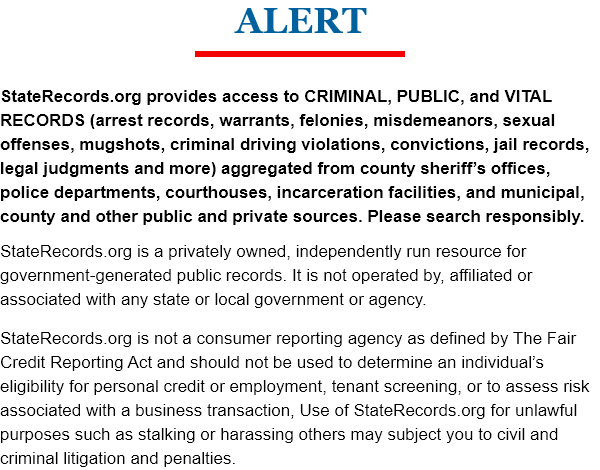 Butler County Arrest, Court, and Public Records