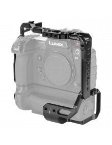 Panasonic Camera Cage S1/S1R with DMW-BGS1 Battery Grip | Smallrig