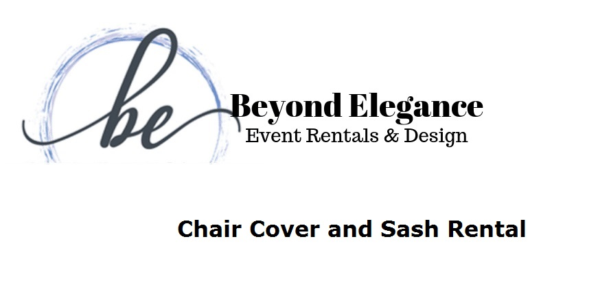 Chair Cover and Sash Rental