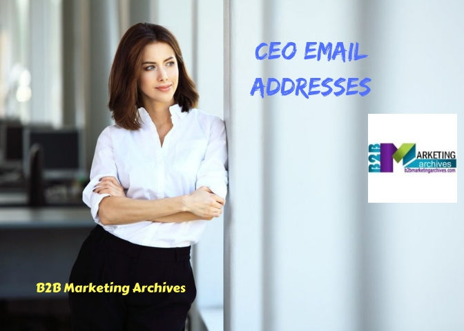 CEO Email Addresses