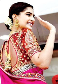 long blouse designs for saree | saree blouse designs - styleoflady