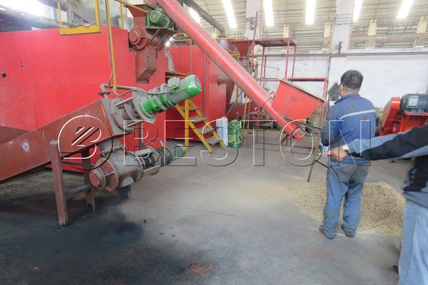 Charcoal Making Machine Manufacturers - Beston Group
