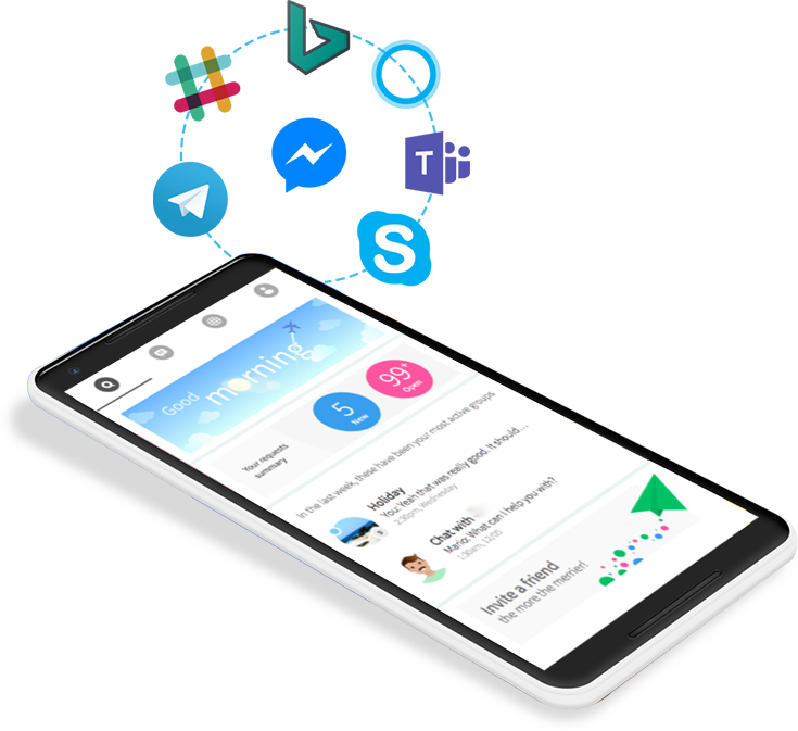 Chatbot Solutions Provider   Chatbot Developers + Development Company, California   Clavax