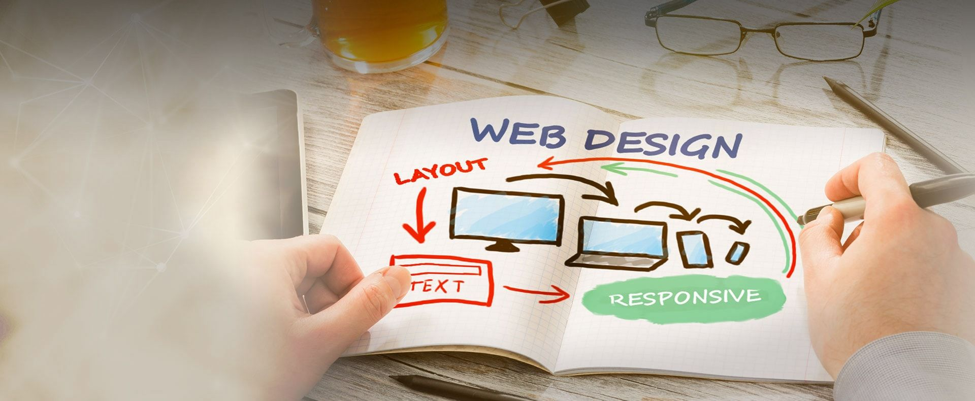 Custom Web Design Services Company based in Maryland
