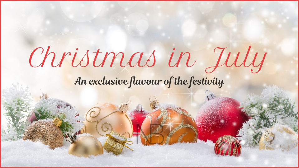 All About Christmas in July