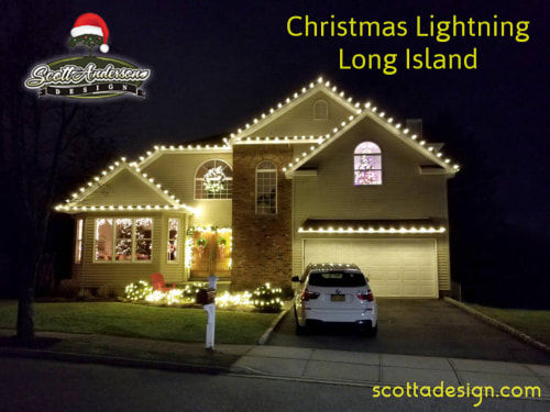 Christmas Lighting Services in Long Island - Easy Ways to Prep Your Property - Scott Anderson Design