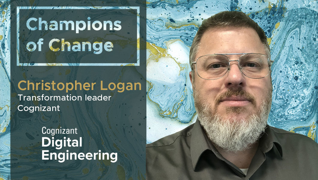 Interview with Christopher Logan, Director at Cognizant   The Digital Enterprise