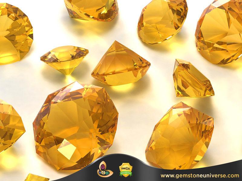 Yellow Sapphire Benefits | Yellow Sapphire Stone Benefits