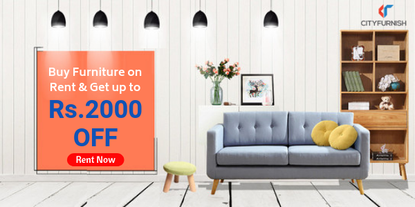 Get furniture on rent