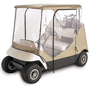 Storage and Drivable Golf Cart Covers