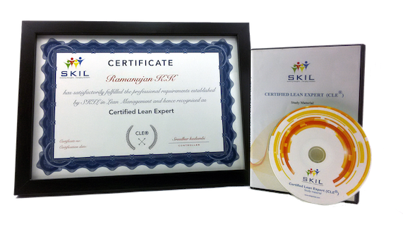 Lean Certification | Lean Concepts - SKIL