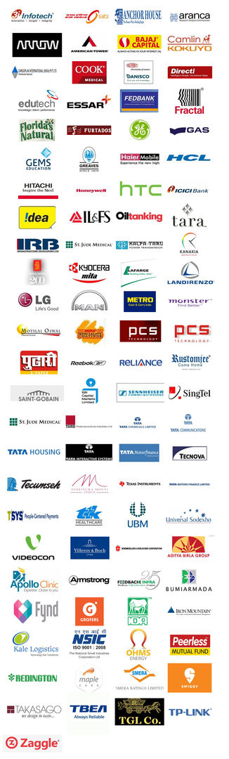 Clients | Corporate Office Spaces for rent in Andheri East Mumbai |Fairdeal