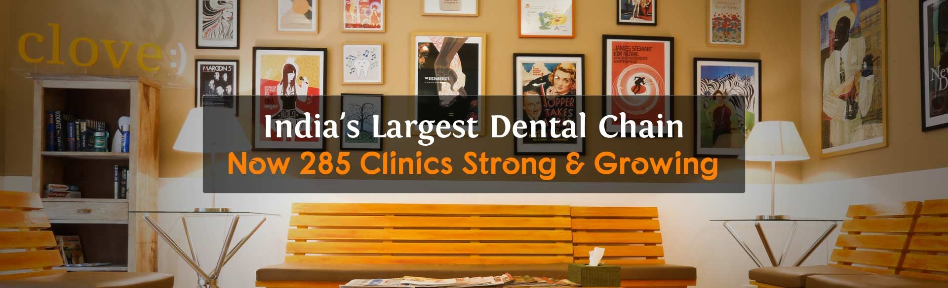 Largest Dental Chain in India | Best Dentists and Dental Clinics Near You