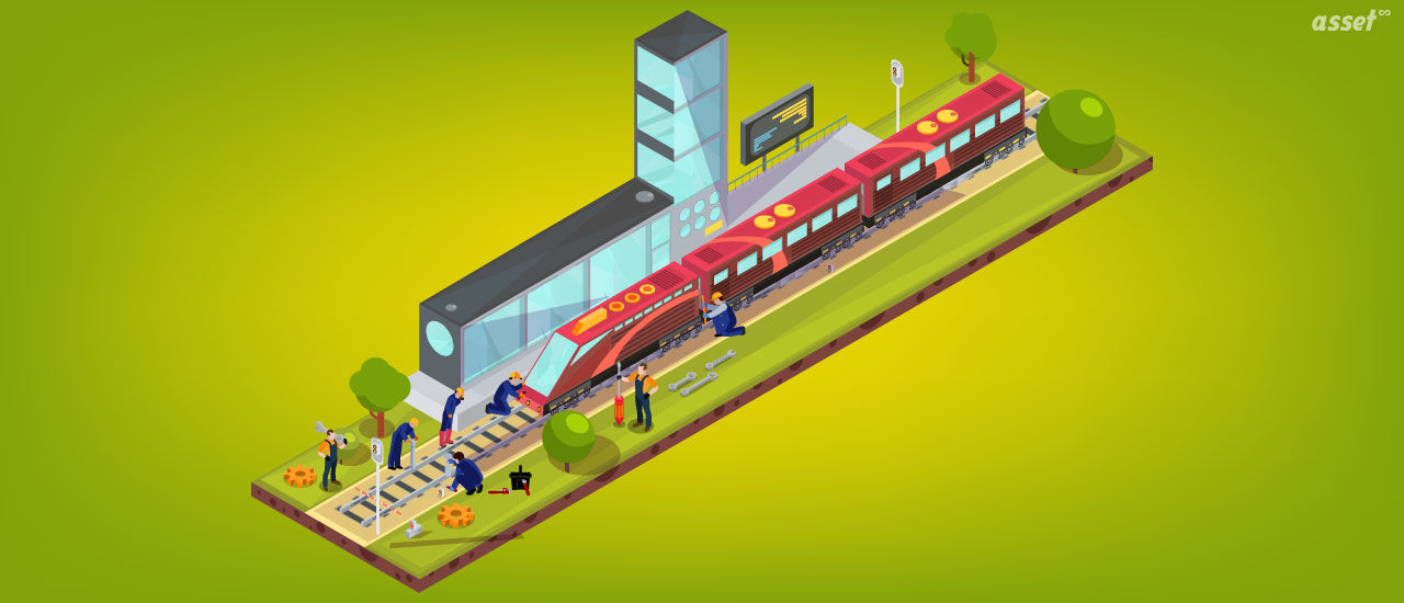 For a successful and well-maintained railway system, the most basic and necessary part is its maintenance. Everybody knows that a train contains thousands of moving parts. It is made up of complex mechanical and electrical systems.