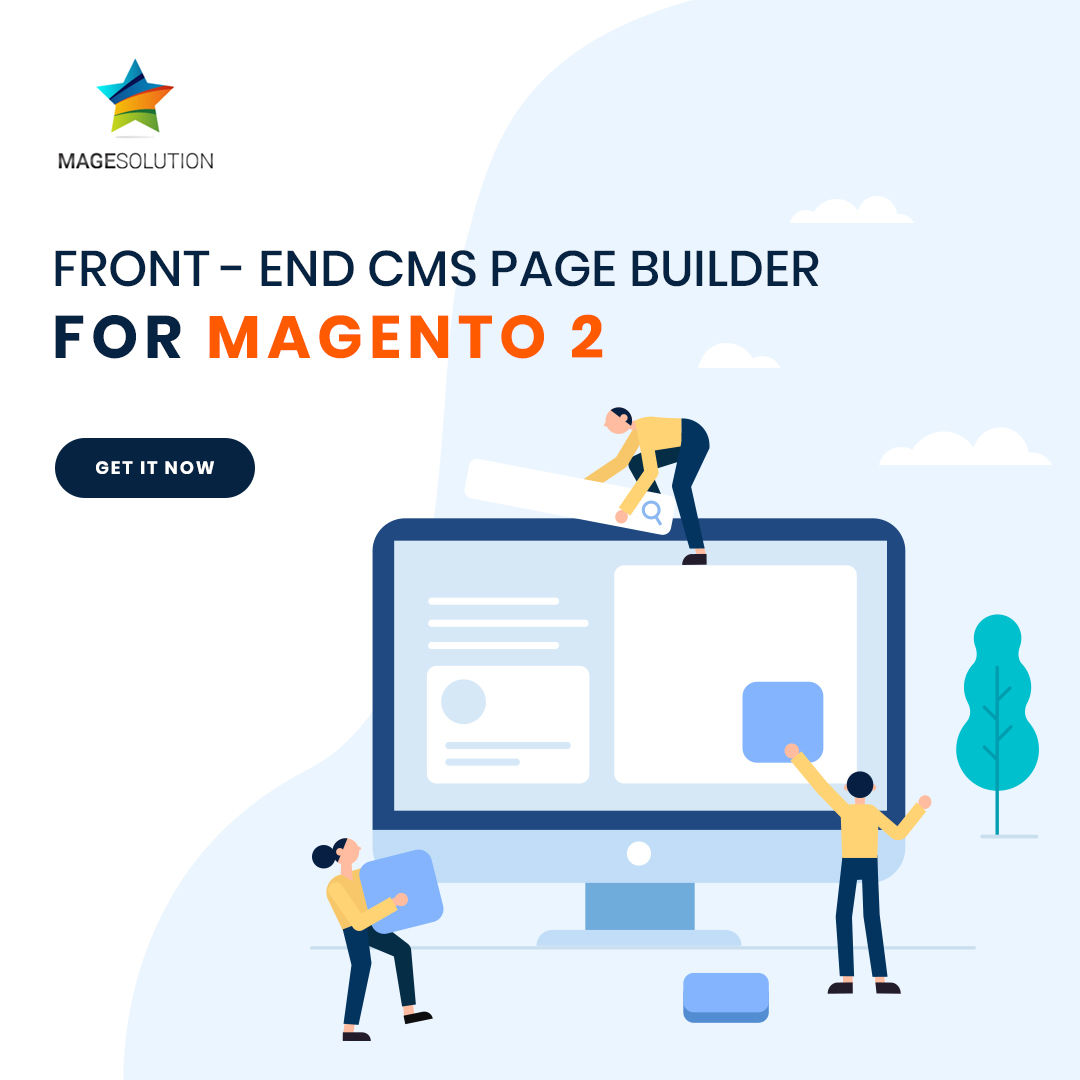 CMS Frontend Builder For Magento 2