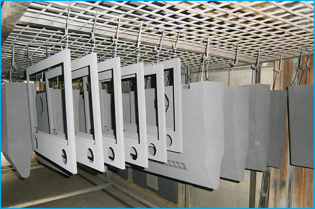 Galvanized vs Pregalvanized Products | Cable Tray