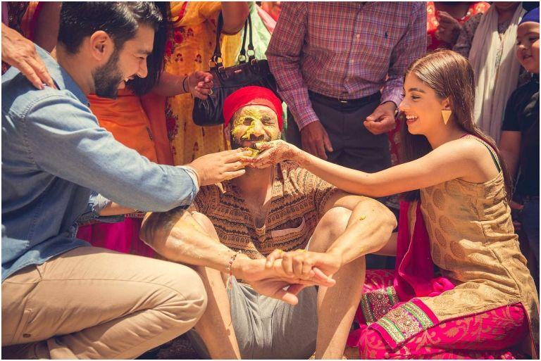 Suri & Harjot Punjabi Wedding Photoshoot in Coffs Harbour Australia