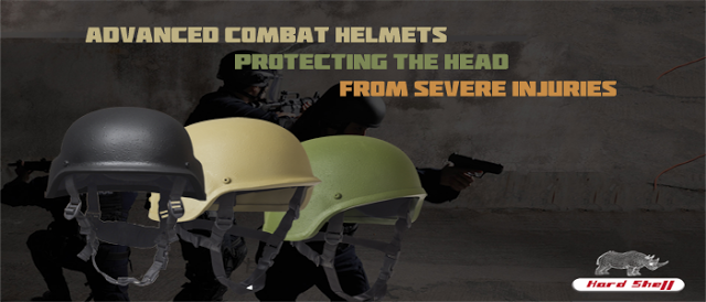 Hard Shell: Advanced Combat Helmets for Protection