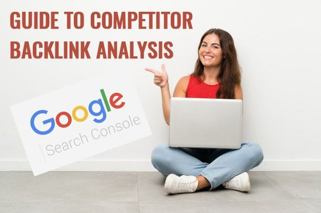 Guide to competitor backlink analysis with online good tool