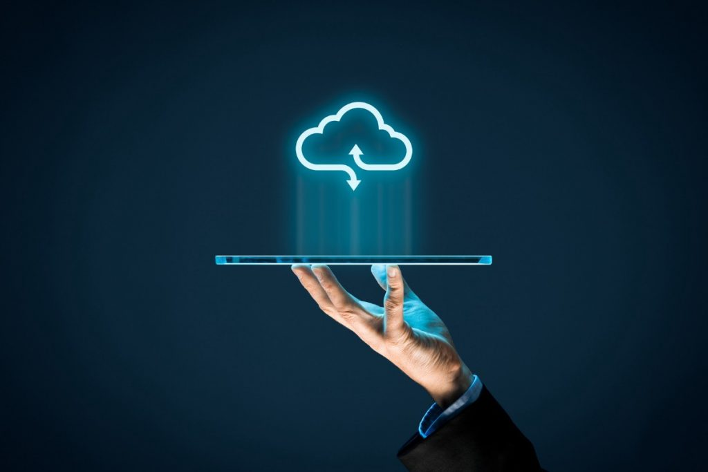 Influence of Cloud Computing on Industry and Market