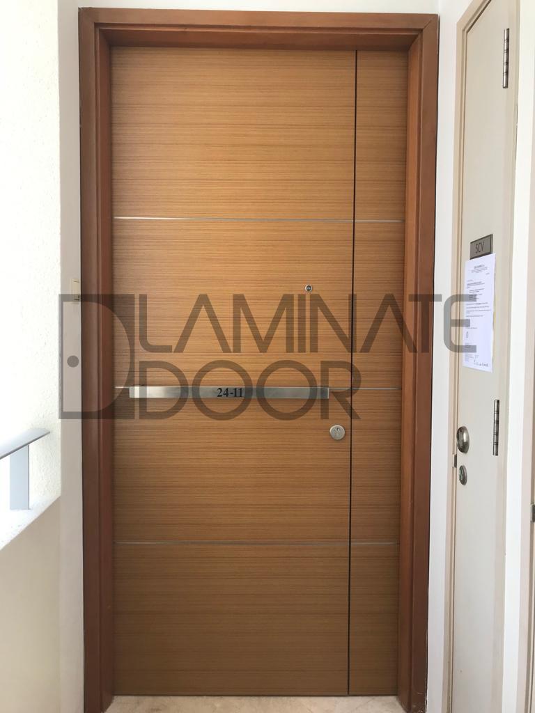 Condo Laminate Main Door At Direct Factory Price | Laminate Door