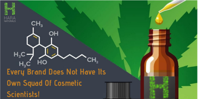 Every Brand doesn't have its own cosmetics manufacturers!