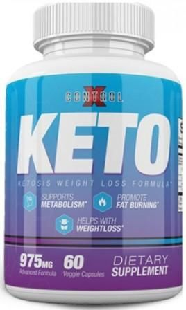 Control X Keto: Reduce Your Unwanted Body Fat Faster -