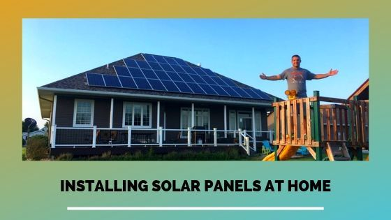 5 Benefits of Installing Solar Panels at Home | Solar Energy Installation