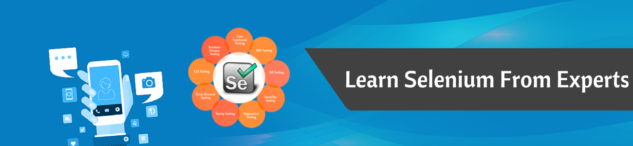 Selenium Training in Chennai