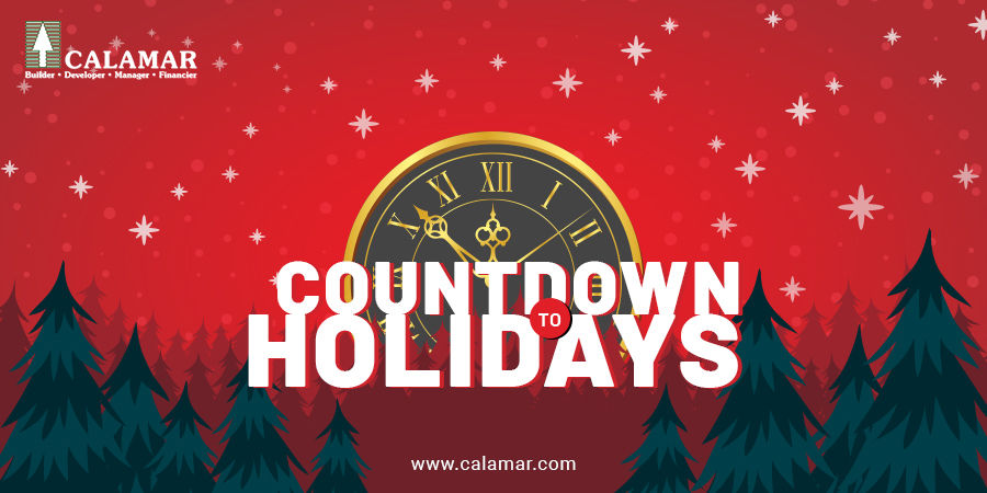Countdown to Holidays