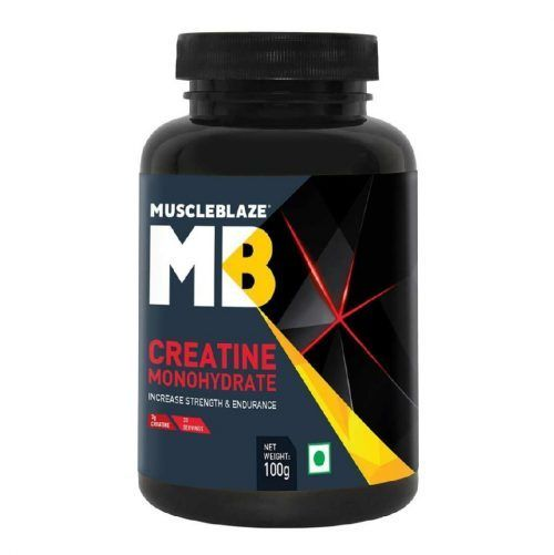 Buy Muscleblaze Creatine Monohydrate Online in India