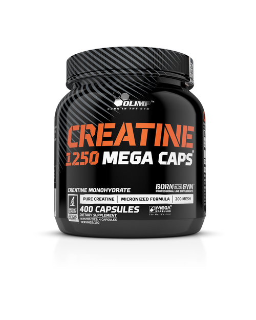 Increase CREATINE levels With micronized creatine monohydrate
