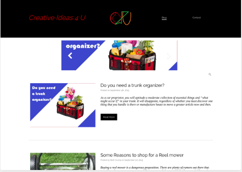 Creative Ideas For You