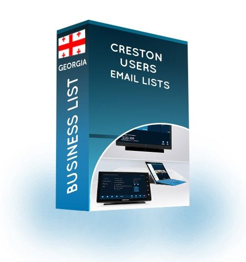 Crestron Users Email List - ProDataLabs