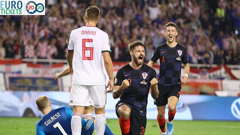 England Vs Croatia Tickets