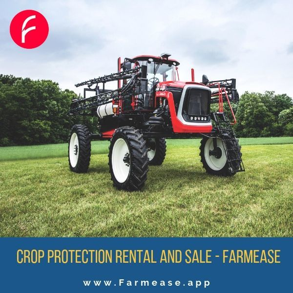 crop protection rental and sale