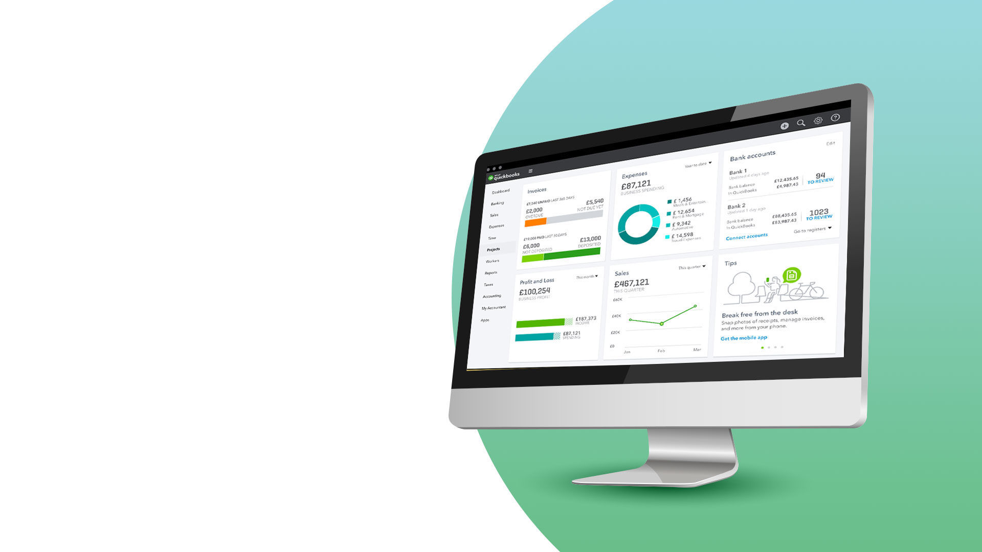 Accounting software support services in usa, uk & canada
