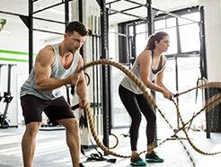 Gym in Krishna Nagar | Fitness Track | Healserv