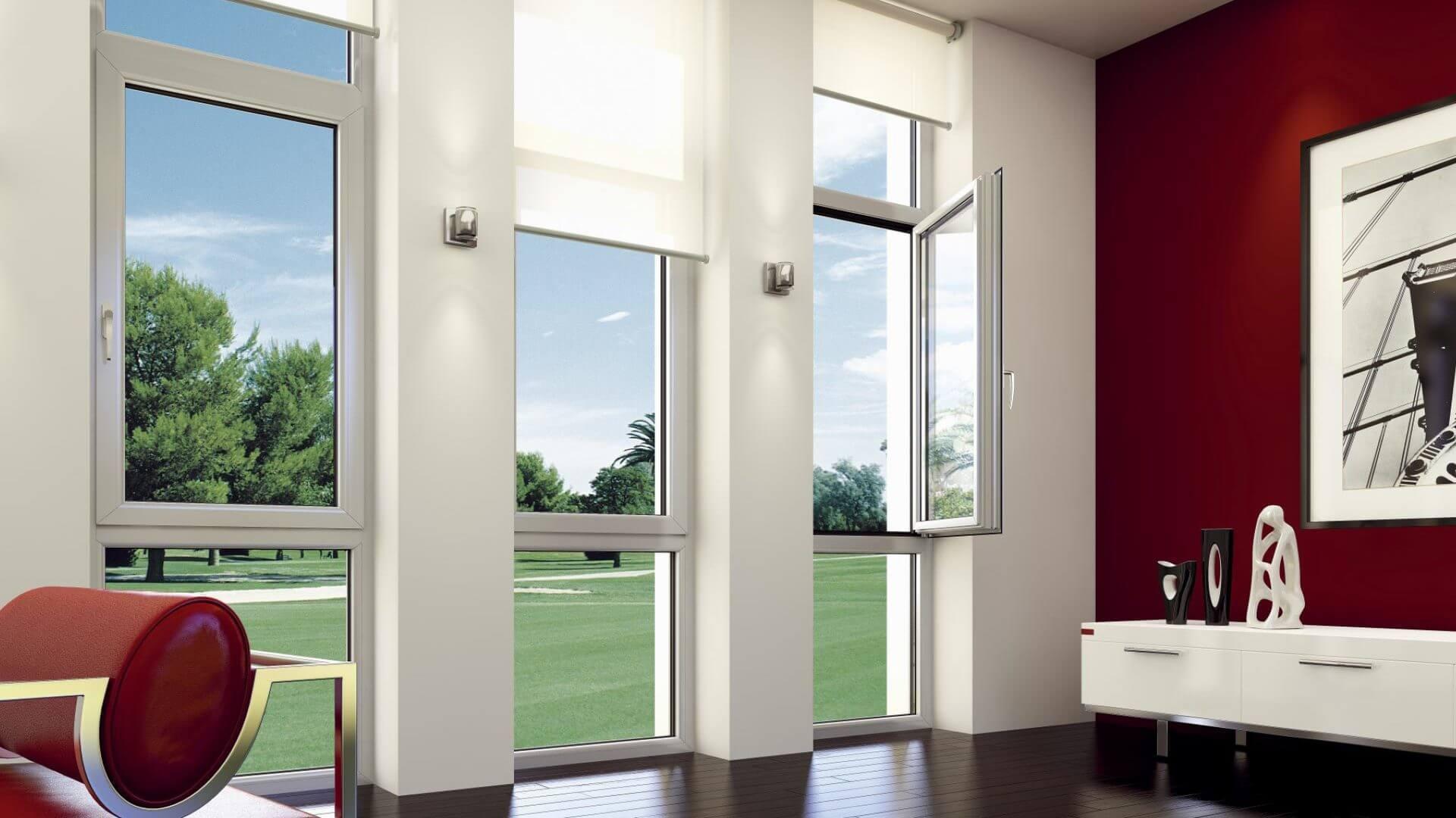 Aluminium Casement Windows, Doors in Hyderabad, India | Krisp Systems
