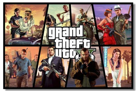 Download Gta 5 For Android Full Apk+data Free
