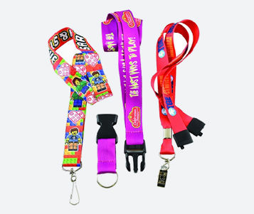 Custom Personalized Lanyards