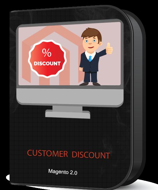 Customer Discount Magento 2 Extension - Elsner