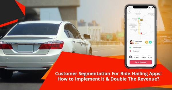 Customer segmentation for ride-hailing apps like Uber